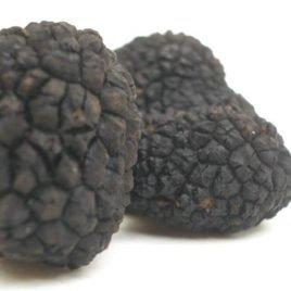 Fresh Black Summer Truffles (Tuber Aestivum), 20g-80g