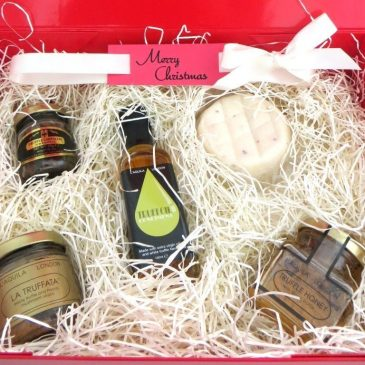 Win an Italian Truffle Christmas Hamper