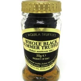 Whole Black Summer Truffles (Tuber Aestivum), 50g
